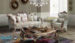 Set Sofa Tamu Klasik Odesa Terbaru Ukir Jepara