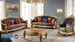 Set Sofa Tamu Mewah Terbaru Fasil Klasik Jepara