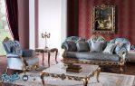 Sofa Ruang Tamu Mewah Ukir Jepara Klasik Terbaru