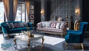 Sofa Tamu Mewah Minimalis Elegan Elite Concept