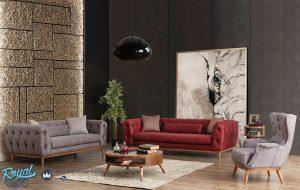 Sofa Tamu Mewah Minimalis Terbaru Maestro