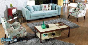 Sofa Tamu Minimalis Terbaru Shabbychic American Style