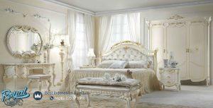Kamar Set Jepara Putih Duco Ukiran Moden Jepara Italian Furniture