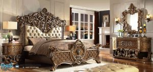 Kamar Tidur Mewah Set Classic Marbella Bedroom