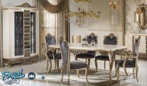 Meja Makan Mewah Terbaru Turky Klasik