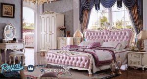 Model Kamar Tidur Modern Mewah Antico Putih Duco Terbaru