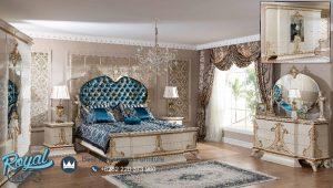 Model Kamar Tidur Set Mewah Ukiran Klasik Jepara Turky Style