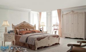 Set Kamar Tidur Utama Mewah Italian Furniture