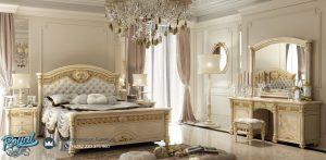 Model Set Kamar Tidur Mewah Modern Italian Furniture
