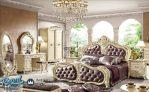 Bedroom Set Kamar Tidur Mewah Modern Terbaru Antique Style