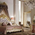 Set Kamar Tidur Modern Klasik Spalnya Sophia