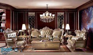 Kursi Sofa Tamu Jepara Ukir Terbaru Mewah Klasik