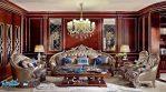 Model Kursi Sofa Tamu Jati Jepara Terbaru Classic Eropa