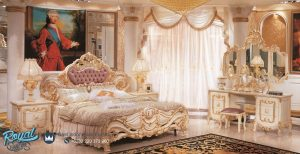 Set Kamar Tidur Mewah Minerva