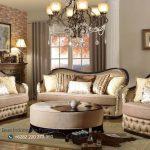 Kursi Sofa Tamu Mewah Terbaru Roselyn Wood