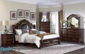 Model Kamar Tidur Jati Minimalis Klasik Traditional Bedroom