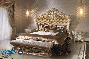 Bedroom Set Luxury Classic Eropa Ukiran Jepara