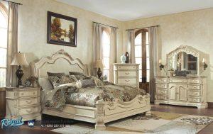 Bedroom Tempat Tidur Minimalis Modern Elegan Royal Antique