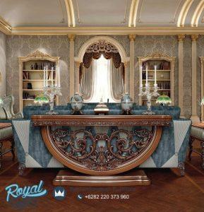 Meja Hias Ruang Tamu Klasik Italian