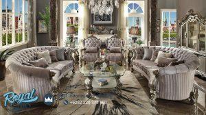 Sofa Ruang Tamu Luas Dan Mewah Royal Versailles