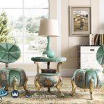 Sofa Teras Unik Ukir Klasik Pumpkin