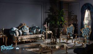 Set Sofa Tamu Mewah Sancak Classic
