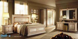 Set Tempat Tidur Mewah Minimalis Modern Spalni