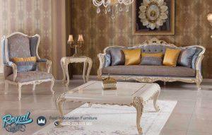 Sofa Tamu Modern Mewah Jepara Terbaru Sehzade