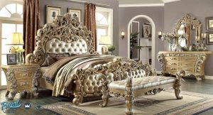 Bedroom Set Kamar Tidur Klasik Mewah Royal Kingdom