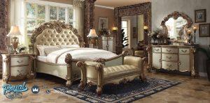 Set Kamar Tidur Mewah Klasik Terbaru Homey Design