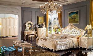 Set Tempat Tidur Modern Mewah Terbaru Caliente