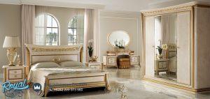 Tempat Tidur Mewah Set Terbaru Italian Furniture