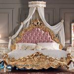 Set Kamar Tidur Mewah Klasik Ukiran Jepara Terbaru Gastone