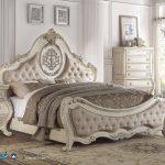 Model Set Tempat Tidur Ukir Jepara Mewah Modern Terbaru Palazo