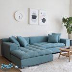 Model Sofa Ruang Keluarga Minmalis Retro Kayu Jepara Kualitas Terbaik