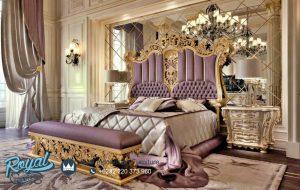 Set Kamar Tidur Mewah Klasik Spalnya Italian