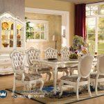 Ruang Meja Makan Mewah Modern Wensley