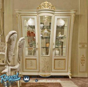 Model Lemari Hias Luxury Modern Signorini
