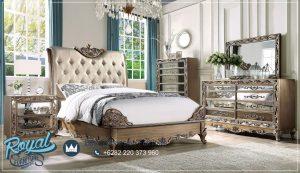 Desain Kamar Tidur Gold Klasik Modern Turkey